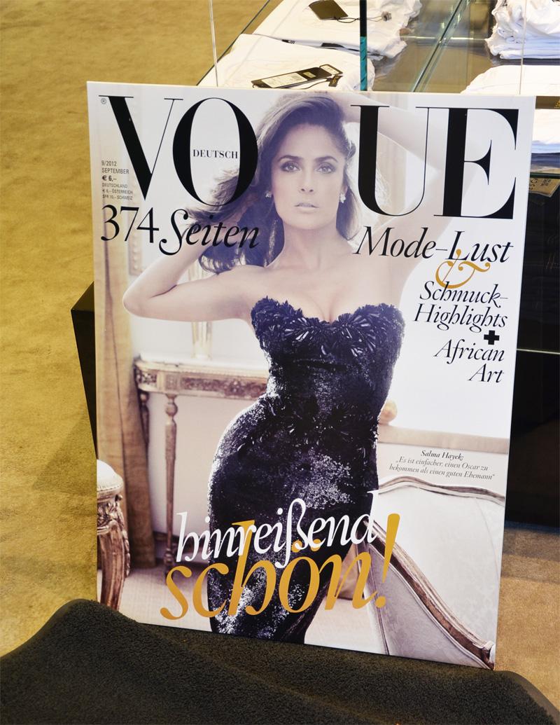 Vogue Fashion Night Out Düsseldorf