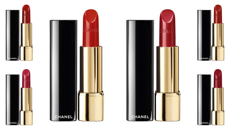 Chanel Roter Lippenstift