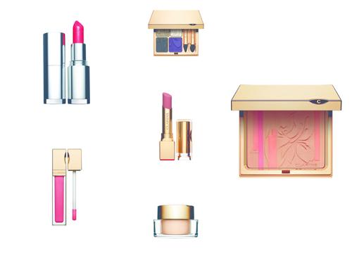 Clarins Spring 2013 makeup produkte