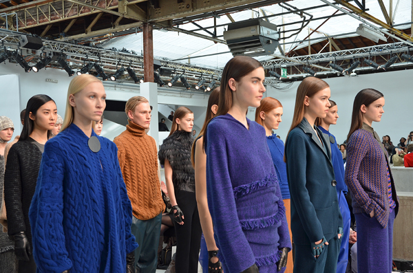 Finale Allude Paris Fashion Week