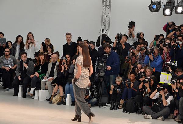 Allude Fashion Week Paris
