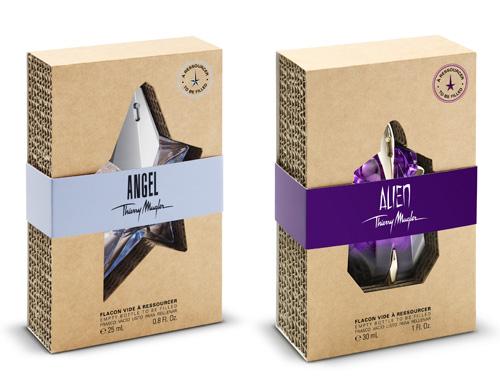 Angel & Alien Empty Bottle - Mugler Source