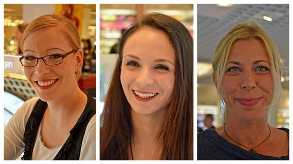 Der Clinique Look der Gewinnerinnen