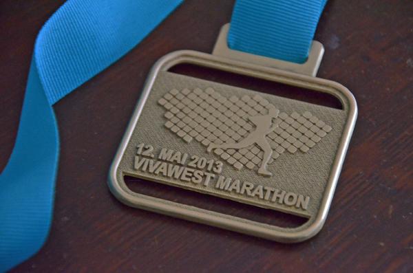 Finisher Ruhrmarathon 2013