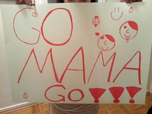Go Mama go