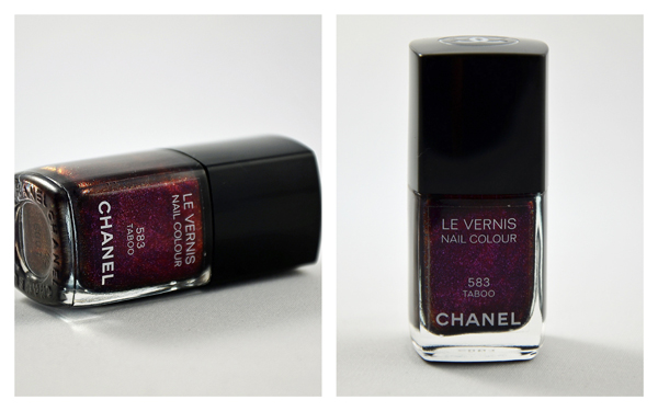 Chanel Le Vernis 583 Taboo