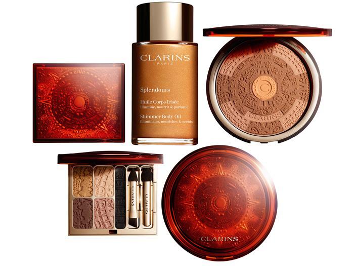 Clarins Splendours Summer Make-Up Collection 2013