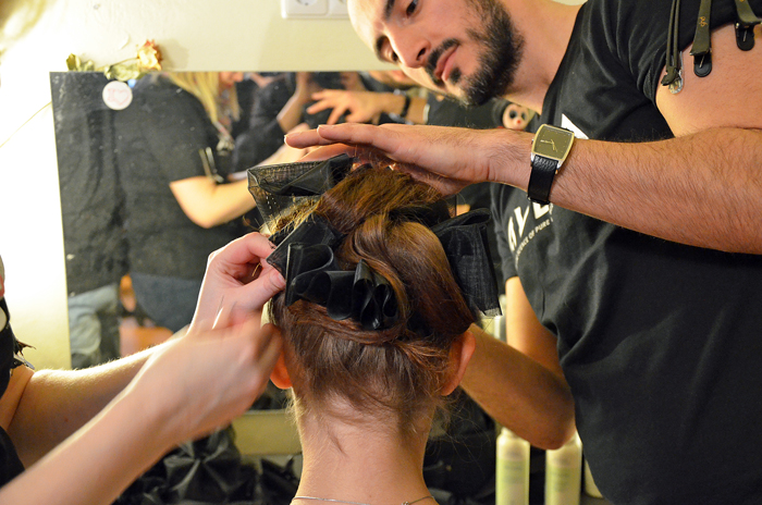 Aveda Backstage Berlin Fashion Week
