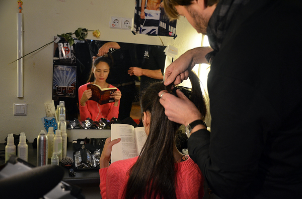 Aveda Backstage