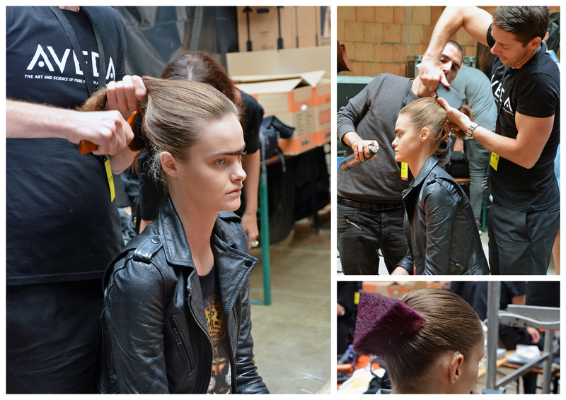 Aveda Berlin Fashion Week