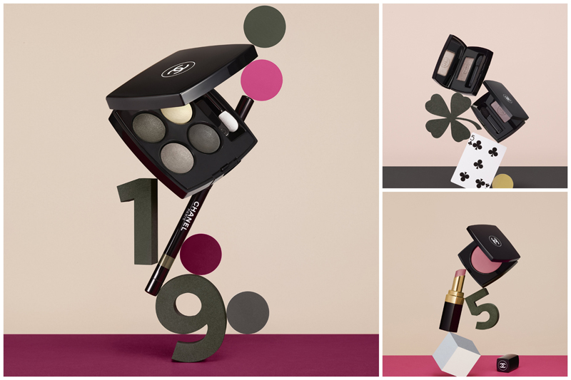 Chanel Collection Superstition Fall Winter Makeup Look 2013 2