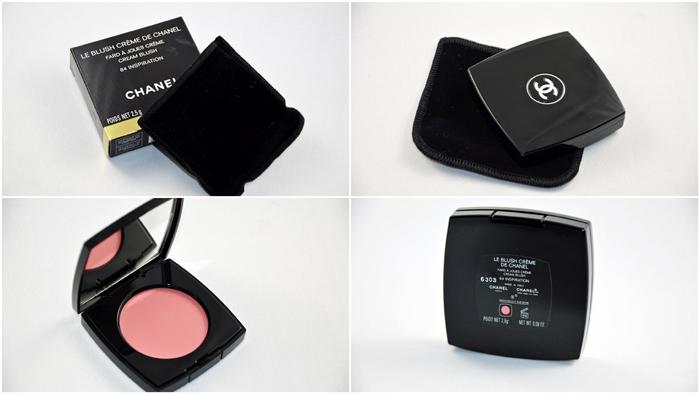 Le Blush Creme de Chanel Inspiration