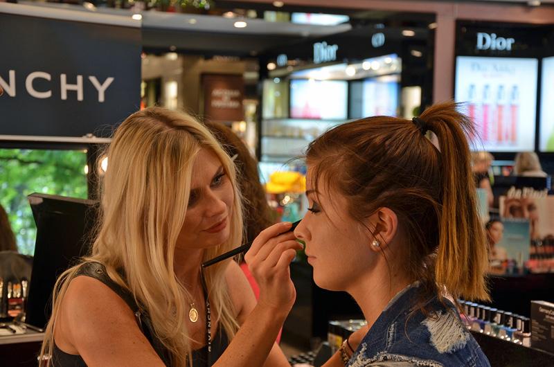 Makeup Artist Givenchy