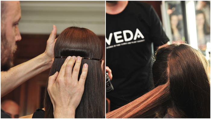 Berlin Fashion Week Aveda GreenShowroom