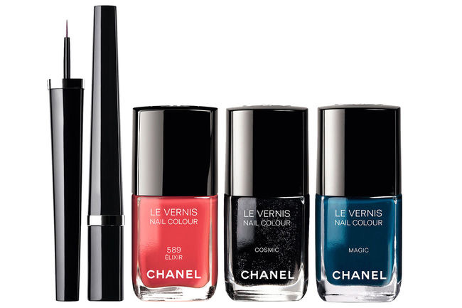 vogue fashion night out meets chanel le vernis chanel die neue trend edition style and beauty. Black Bedroom Furniture Sets. Home Design Ideas