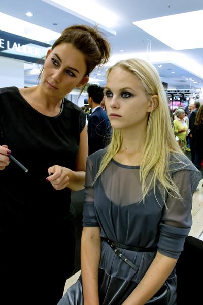 Christina Vacirca und Anne Sophie Monrad