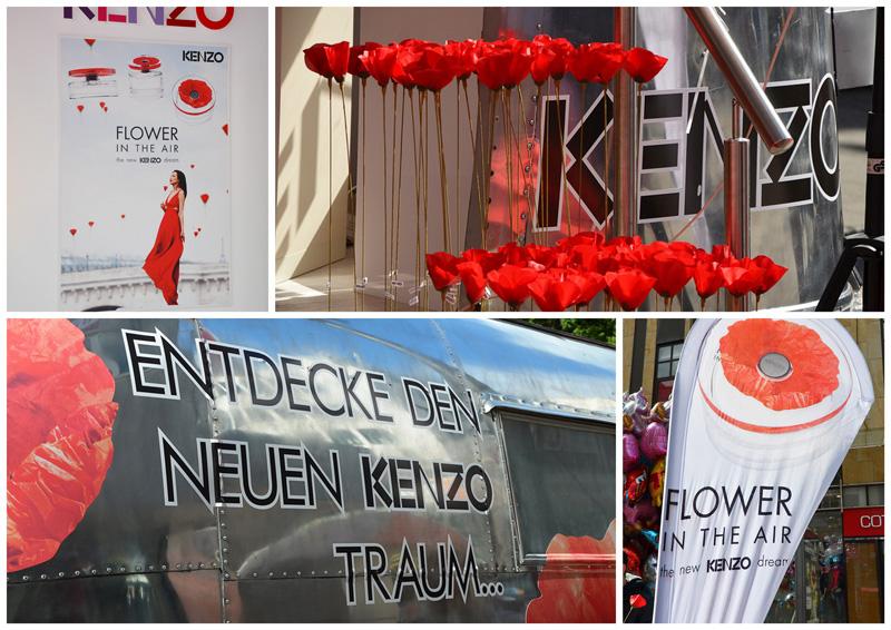 Kenzo Roadshow Bilder