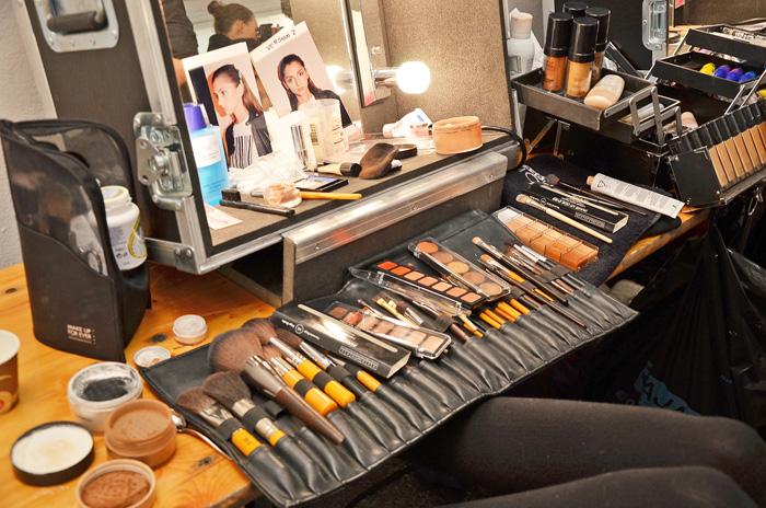 Allude Backstage Makeup Maybelline Jade