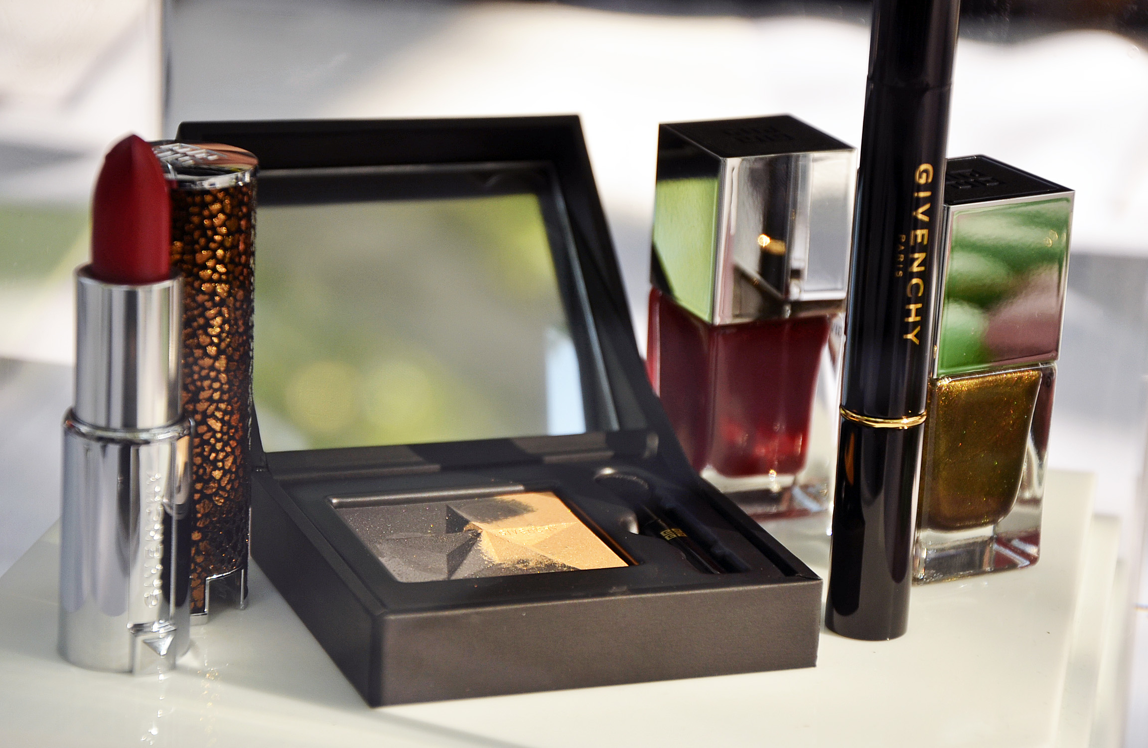 Givenchy Ondulations Precieuses Holiday 2013 Collection