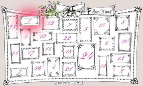 Givenchy Adventskalender