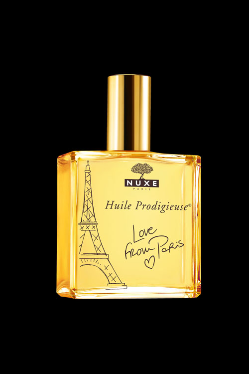 Nuxe Huile Prodigieuse Love from Paris