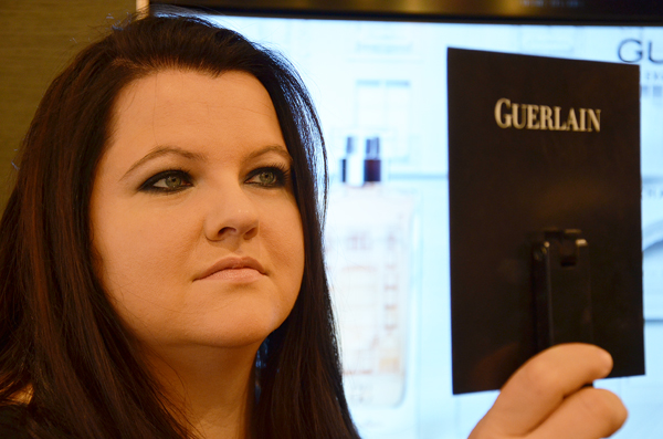 Smokey Eyes Look mit Guerlain