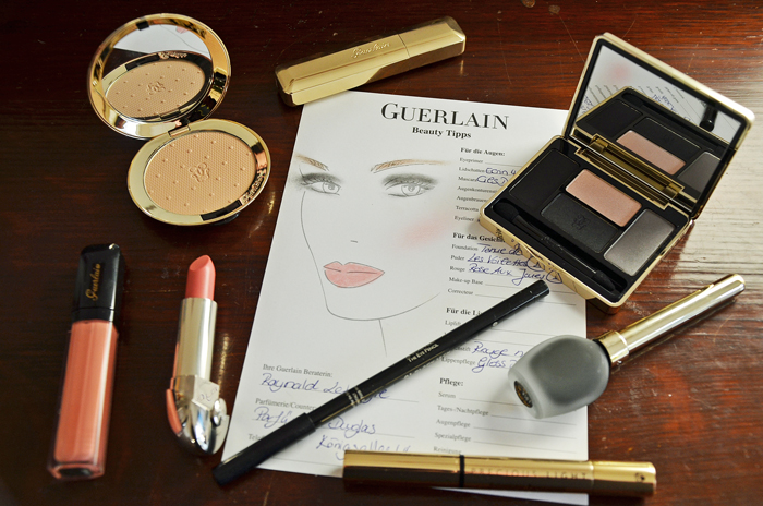 Smokey Eyes mit Guerlain