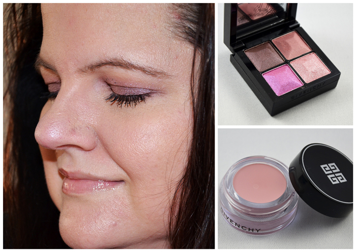 Givenchy Over Rose Makeup Kollektion 2014 Ein Look mit Givenchy Over Rose Frühling / Sommer Make up Kollektion 2014