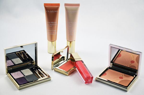 Clarins Opalescence Spring Makeup Collection 2014