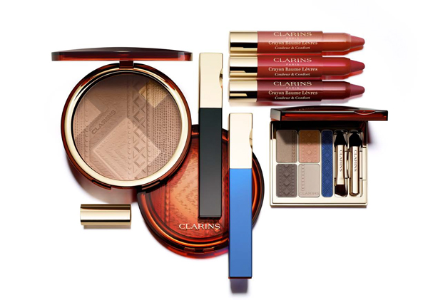 Clarins Sommer Look 2014 Colours of Brazil