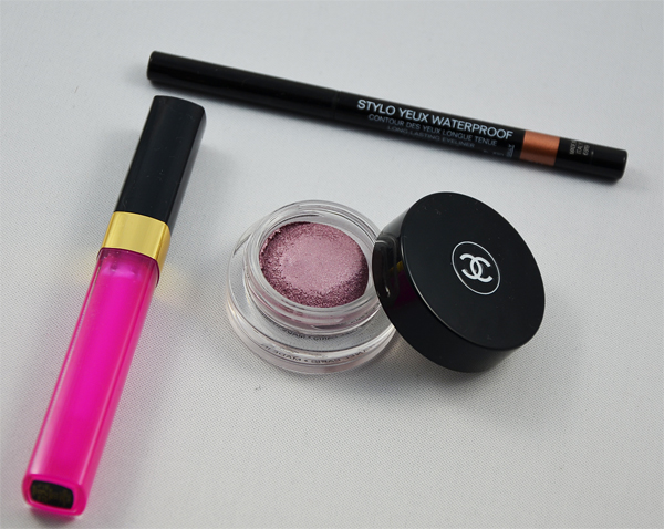 Chanel Sommerlook 2014 Produkte