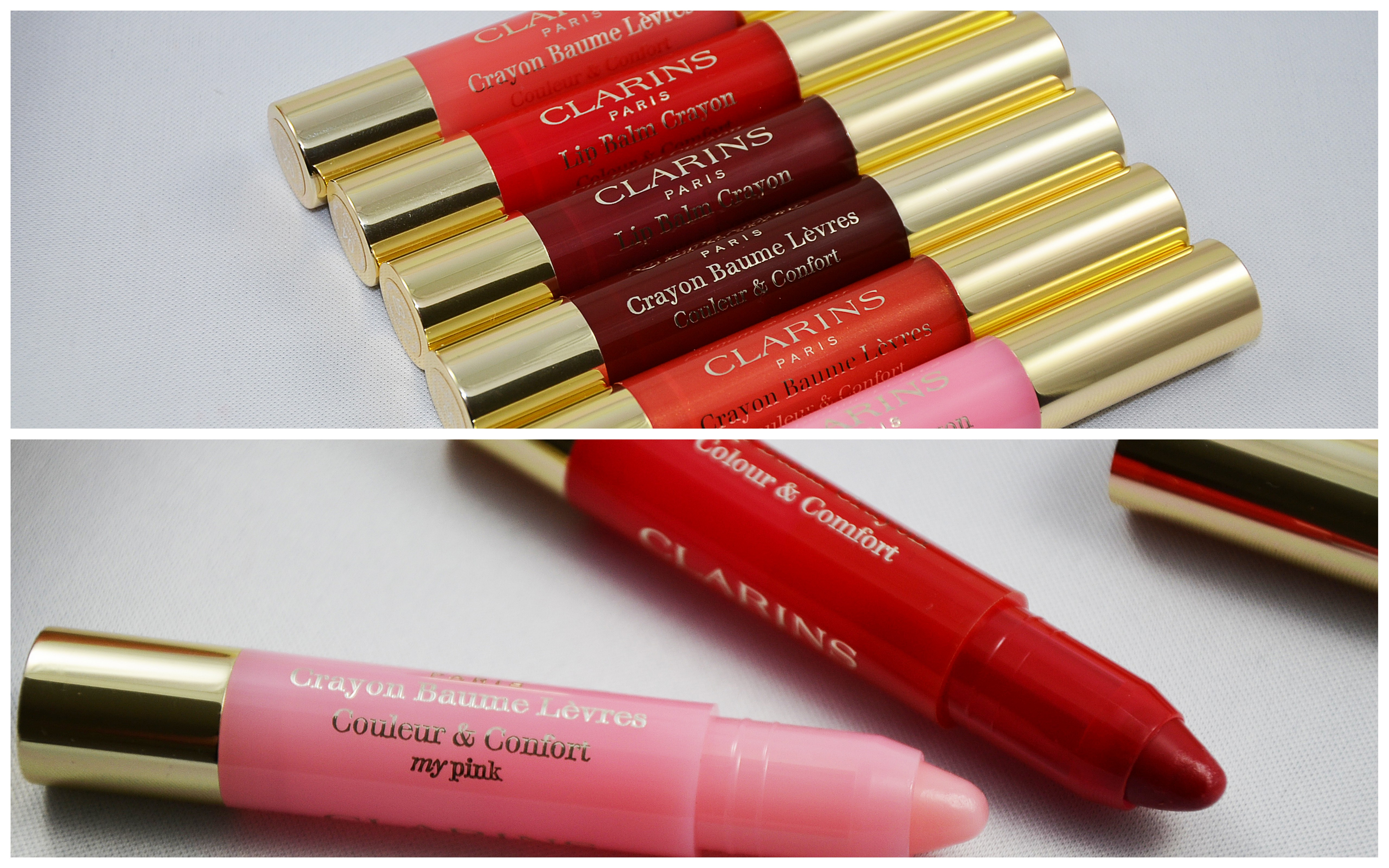 Clarins Lip Balm Crayon