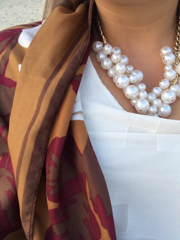 Perlenkette von H&M