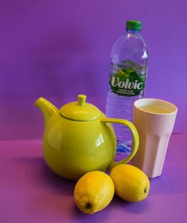 Trinkgewohnheit - Wasser