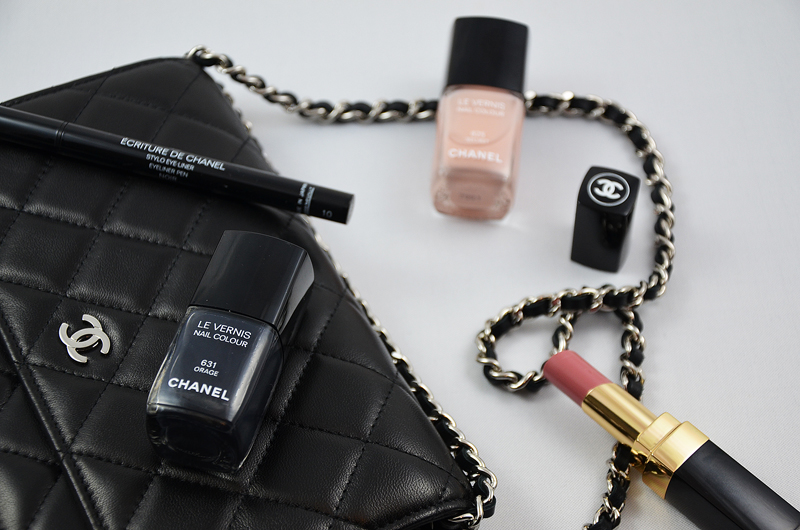 Chanel Herbstkollektion 2014 Collection Etats Poetiques