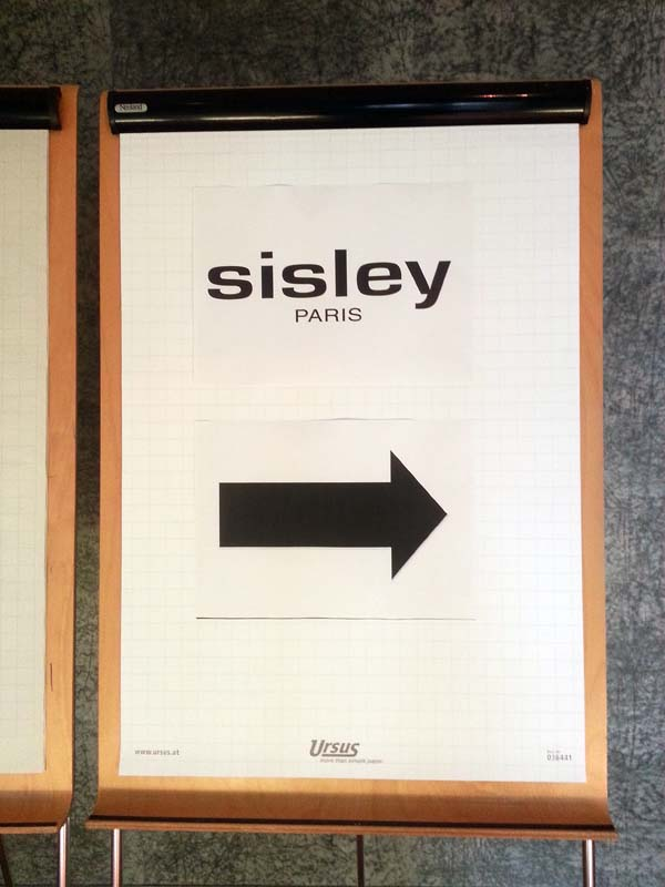 Sisley Open Day