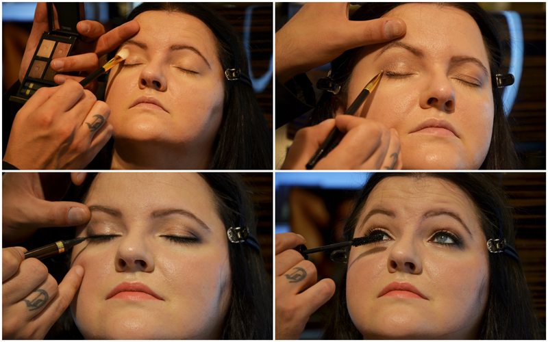 Tom Ford Beauty Fall Look