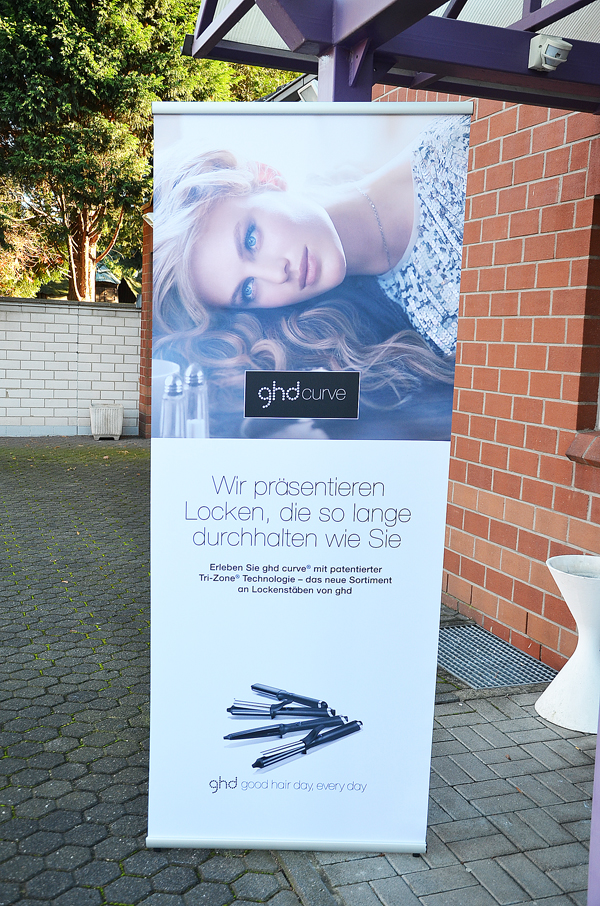 ghd curve blogger event