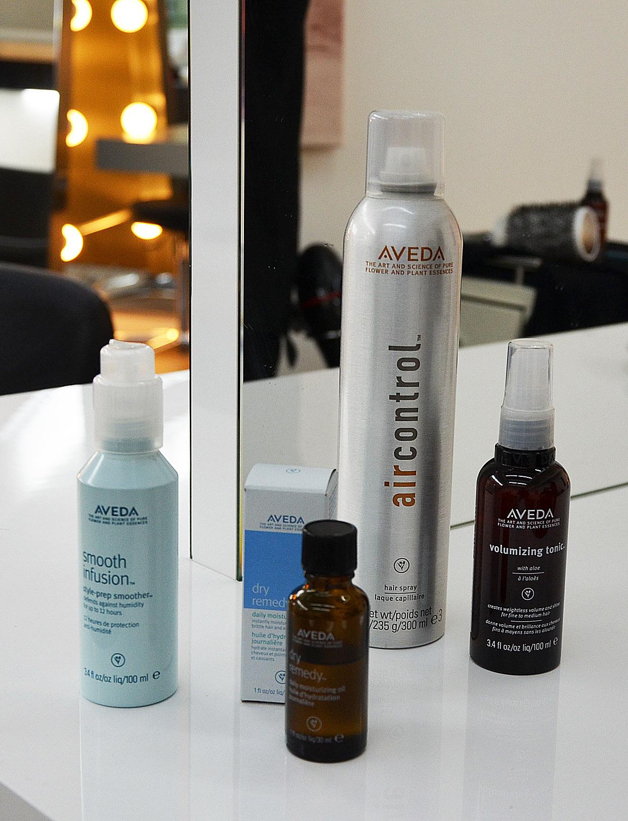 Aveda Twist Curls Produkte