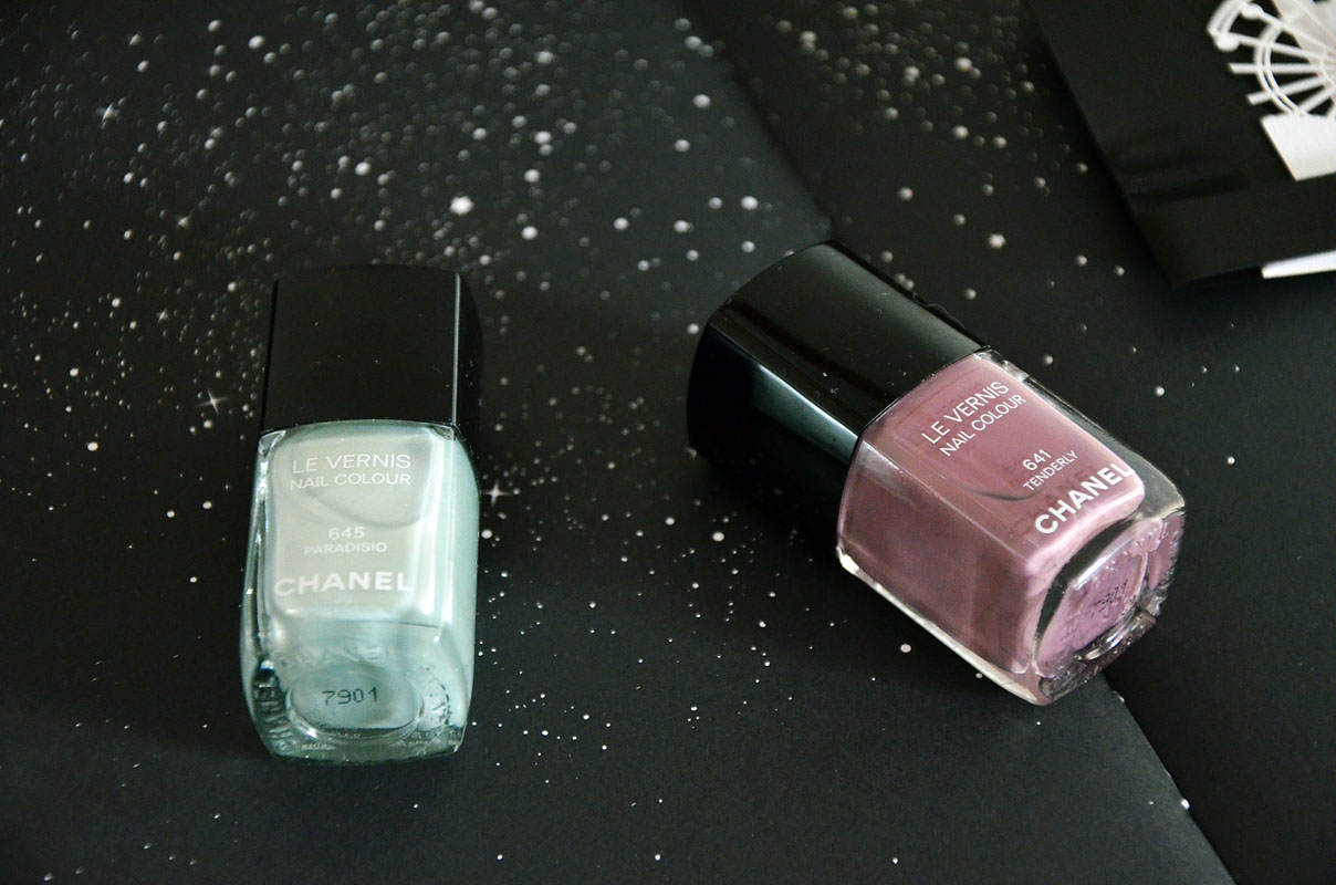 Chanel Le Vernis Tenderly