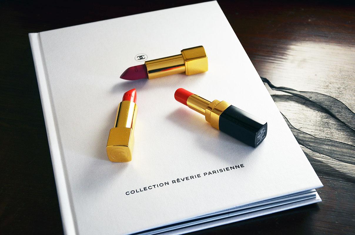 Lippenstifte Chanel 1