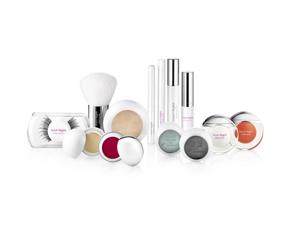 Courrèges Make-up Kollektion