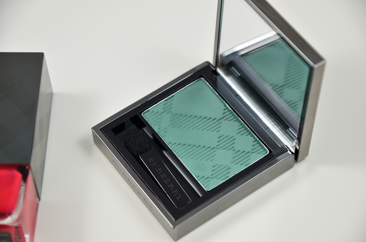 Burberry Eye Colour Aqua Green