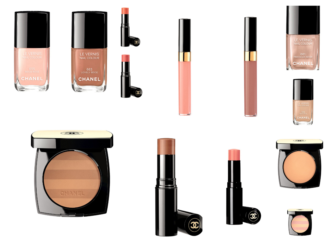 Chanel Les Beiges 2015 Kollektion