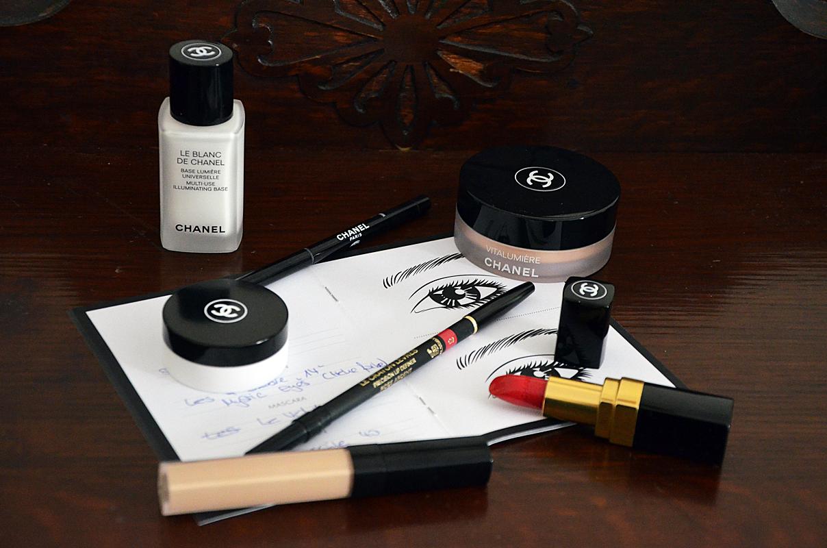 Chanel Red Lips Beautylook