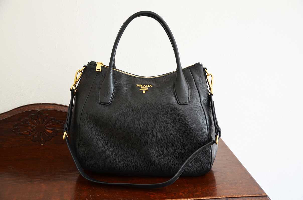 My new Prada Daino Bag (Roermond Outlet) \u203a Style and Beauty