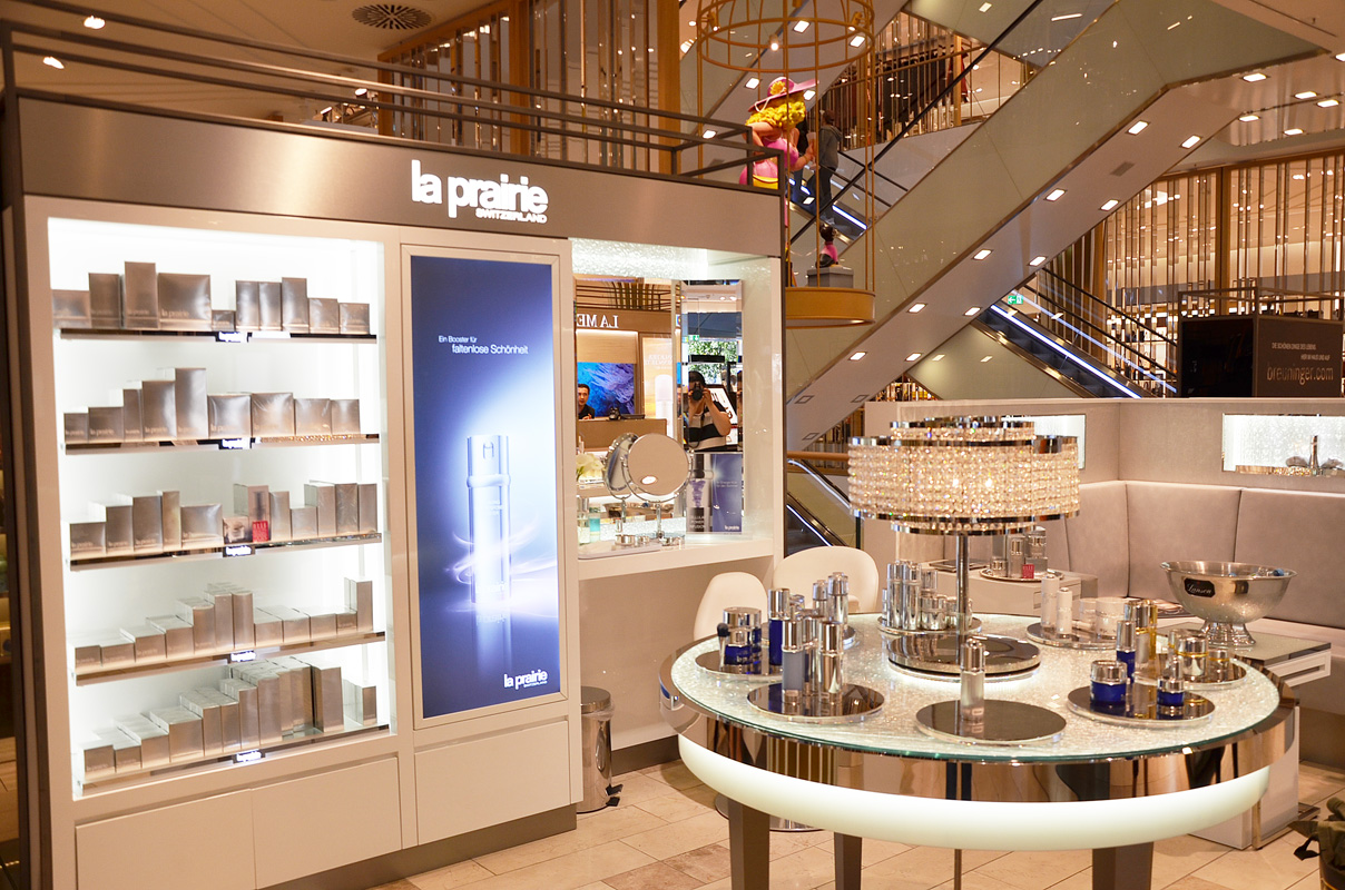 Counter La Prairie