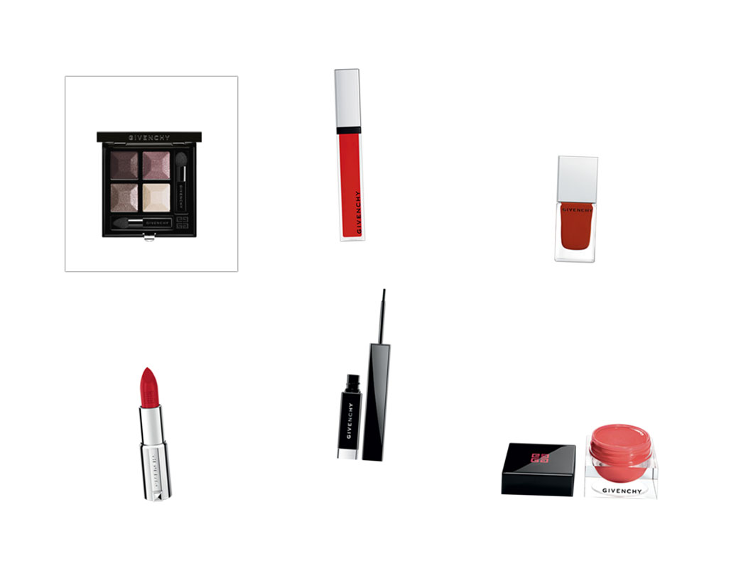 Givenchy Fall Makeup Look Vinyl 2015