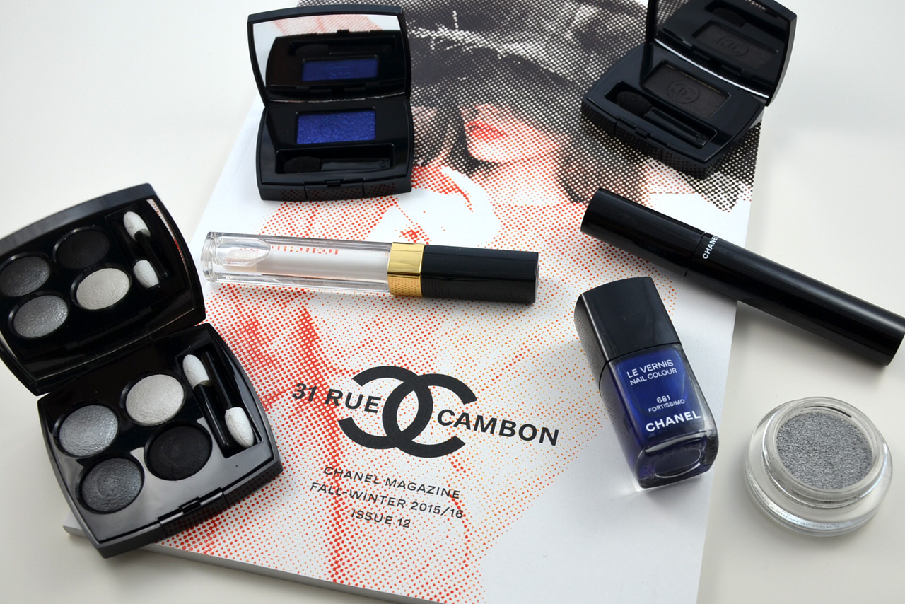Chanel Collection Blue Rhythm de Chanel