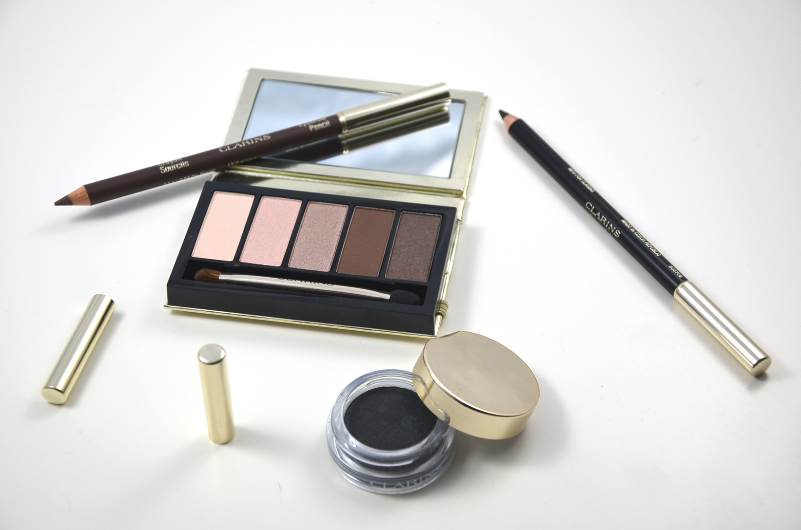 Clarins Pretty Day & Night Autumm Make-up Collection